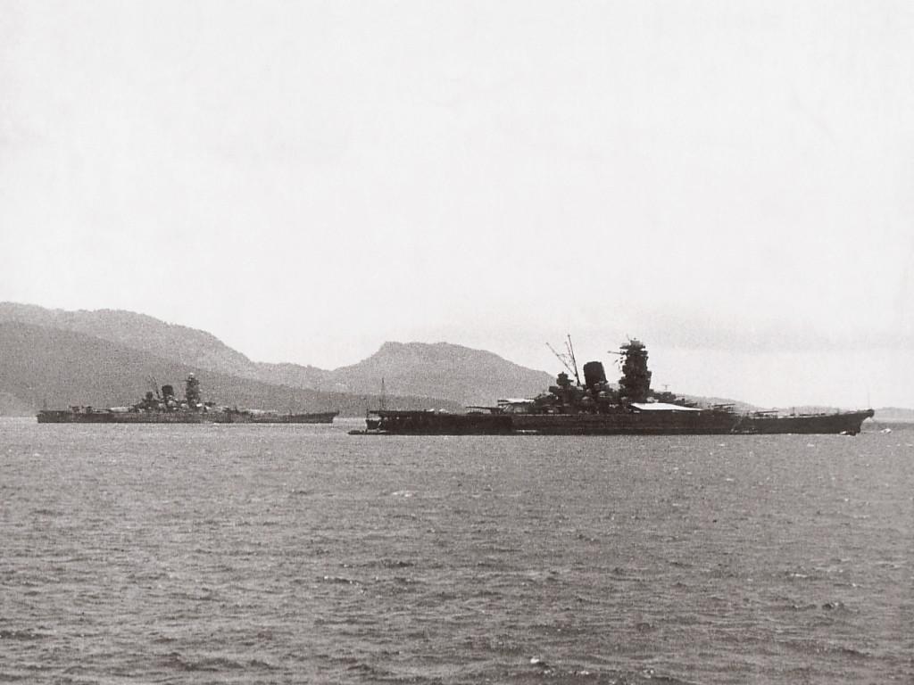 YamatoClassBattleships