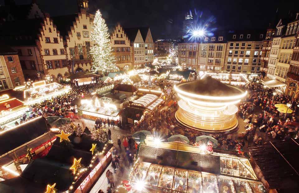 APTOPIX Germany Christmas Market
