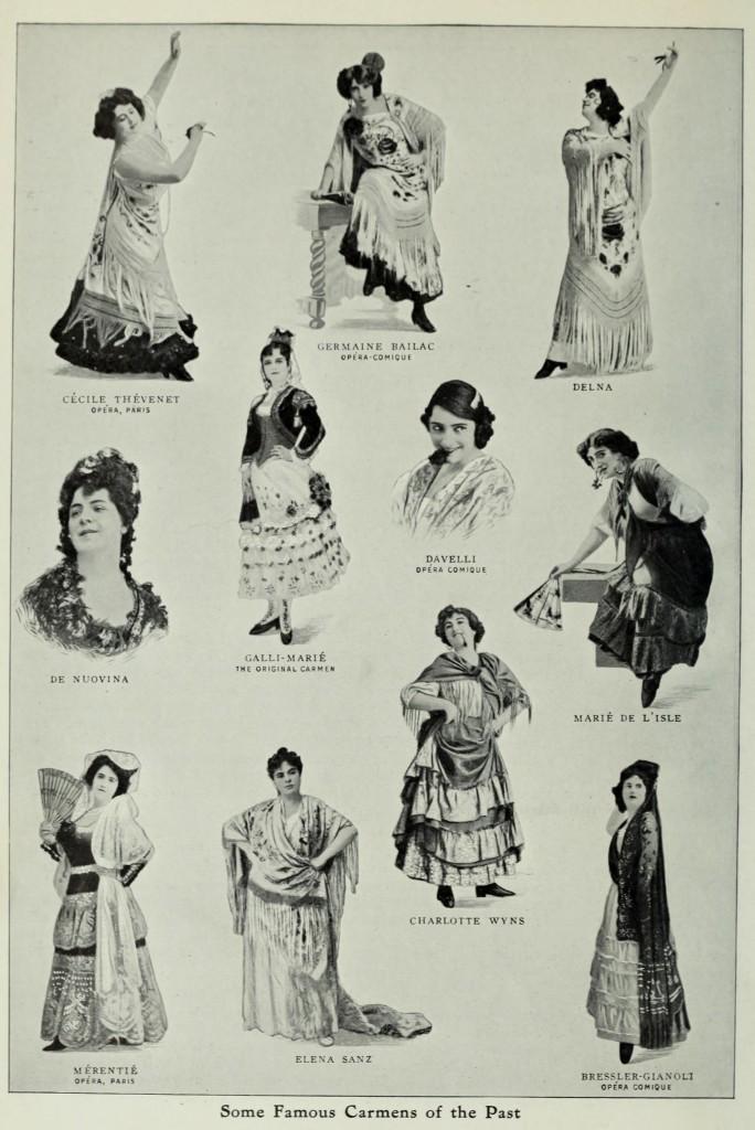 variouscarmens
