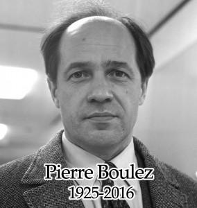 Pierre Boulez (1968)
