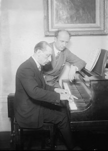 ストラヴィンスキーとフルトヴェングラー