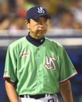 昨晩(8月5日)阪神戦に於けるヤクルト小川監督、入場料返せ