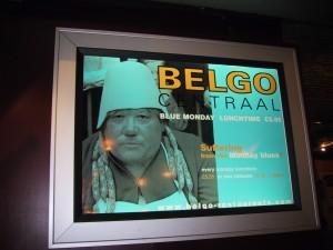 BELGOの表看板