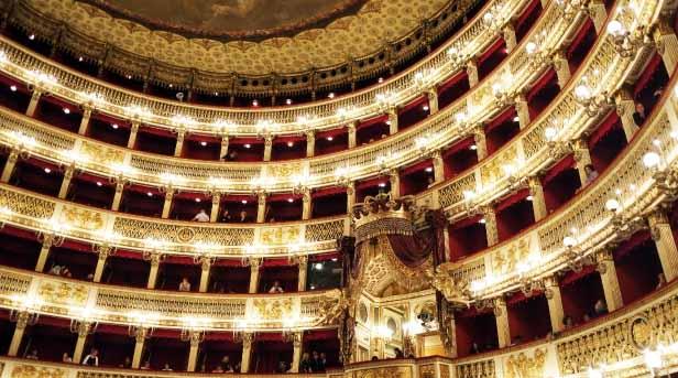 ナポリ・サンカルロ歌劇場