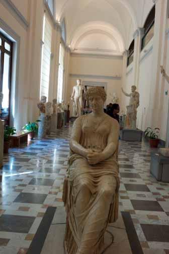 ナポリ国立考古学博物館③