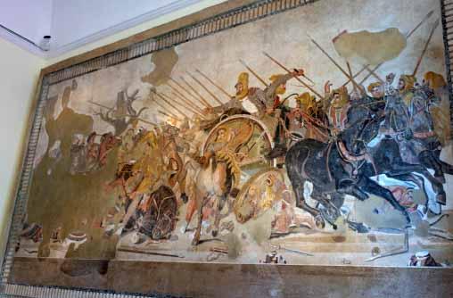 ナポリ国立考古学博物館②
