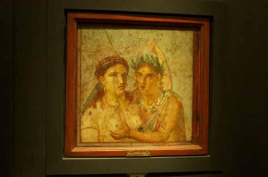 ナポリ国立考古学博物館④