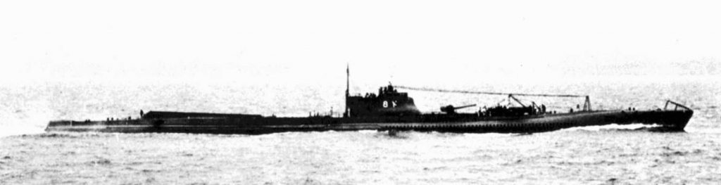 イ号第八潜水艦