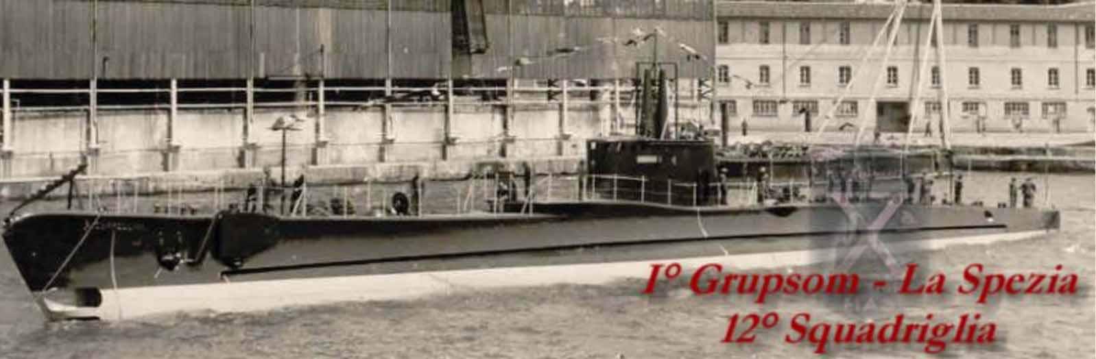 カッペリーニ潜水艦