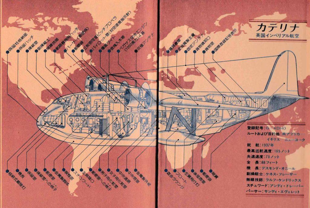『インペリアル航空第109便』日本語版より