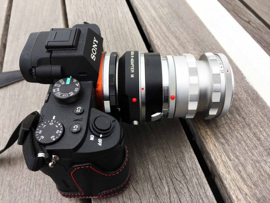 sony elmar65mm