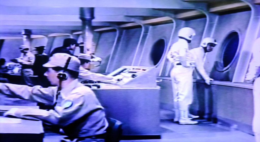 妖星後ラス重力圏外観測本部
